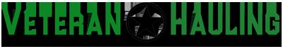 Veteran Hauling Logo