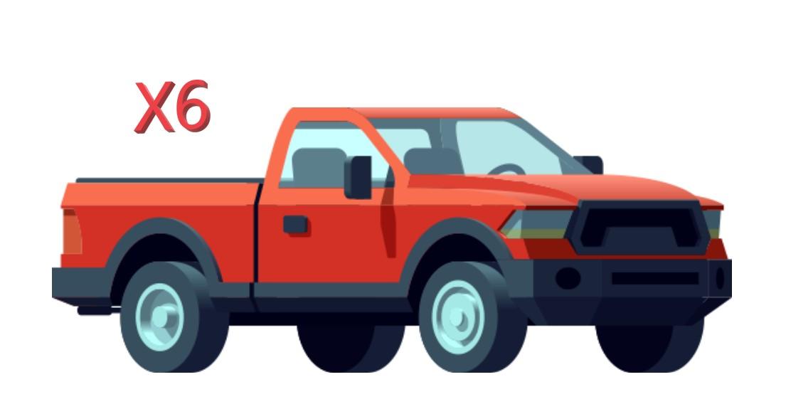 Veteran Hauling pricing truck